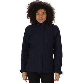 Regatta Calyn Stretch 3in1 Jacket Women Navy/Fig